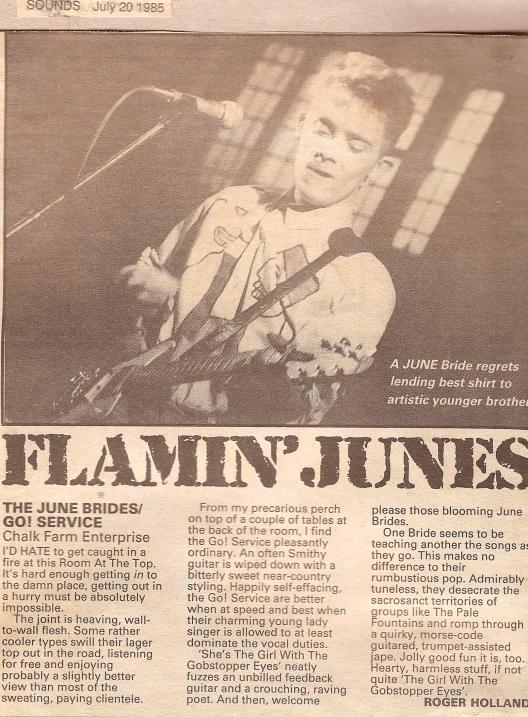 June Brides review