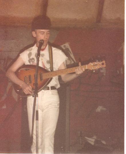 On stage European tour 198402
