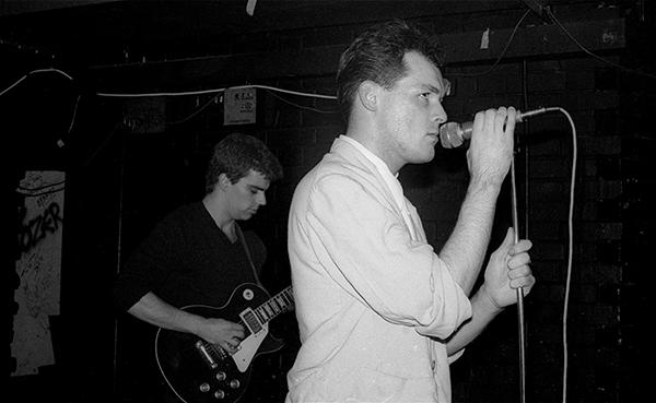 The Associates.The Rock Garden.London.1/10/1980