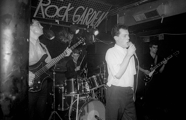 The Associates.The Rock Garden.London.1/10/1980