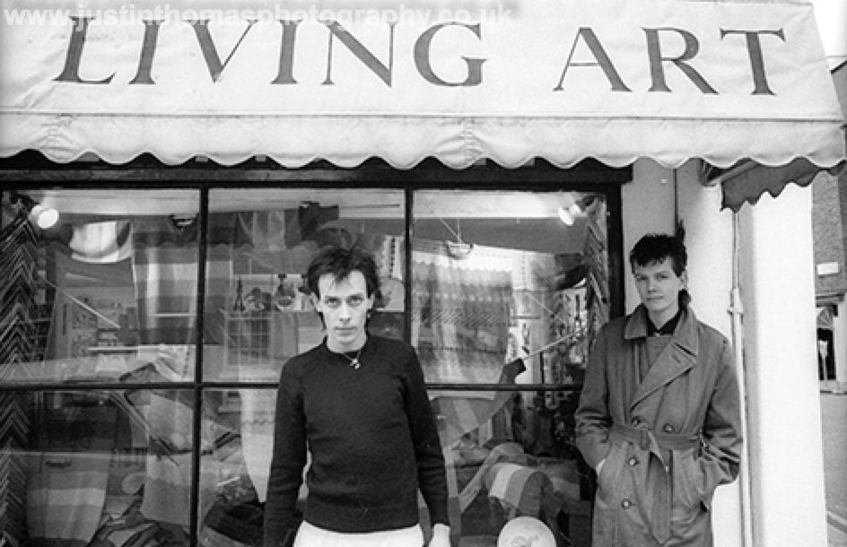 Bauhaus.Earl's Court.London,19/02/1981
