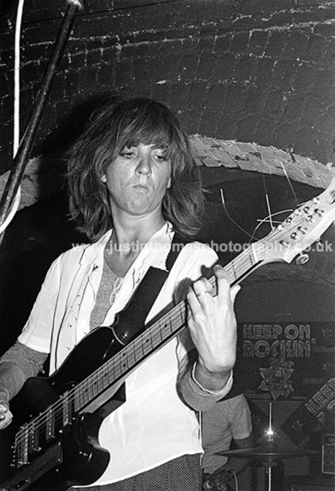 The Raincoats.Cryptic Club.Paddington.22/9/1978
