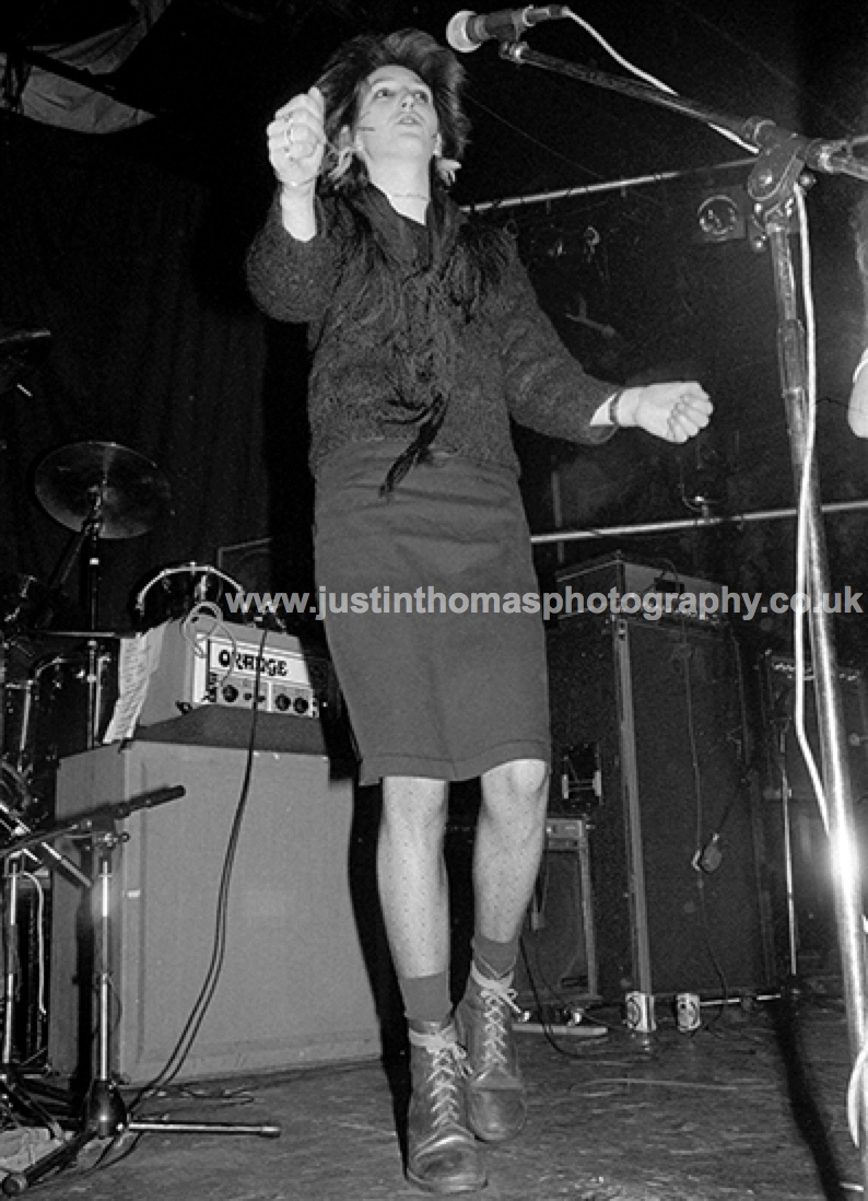 Delta 5. The Lyceum.London. 1/2/1981
