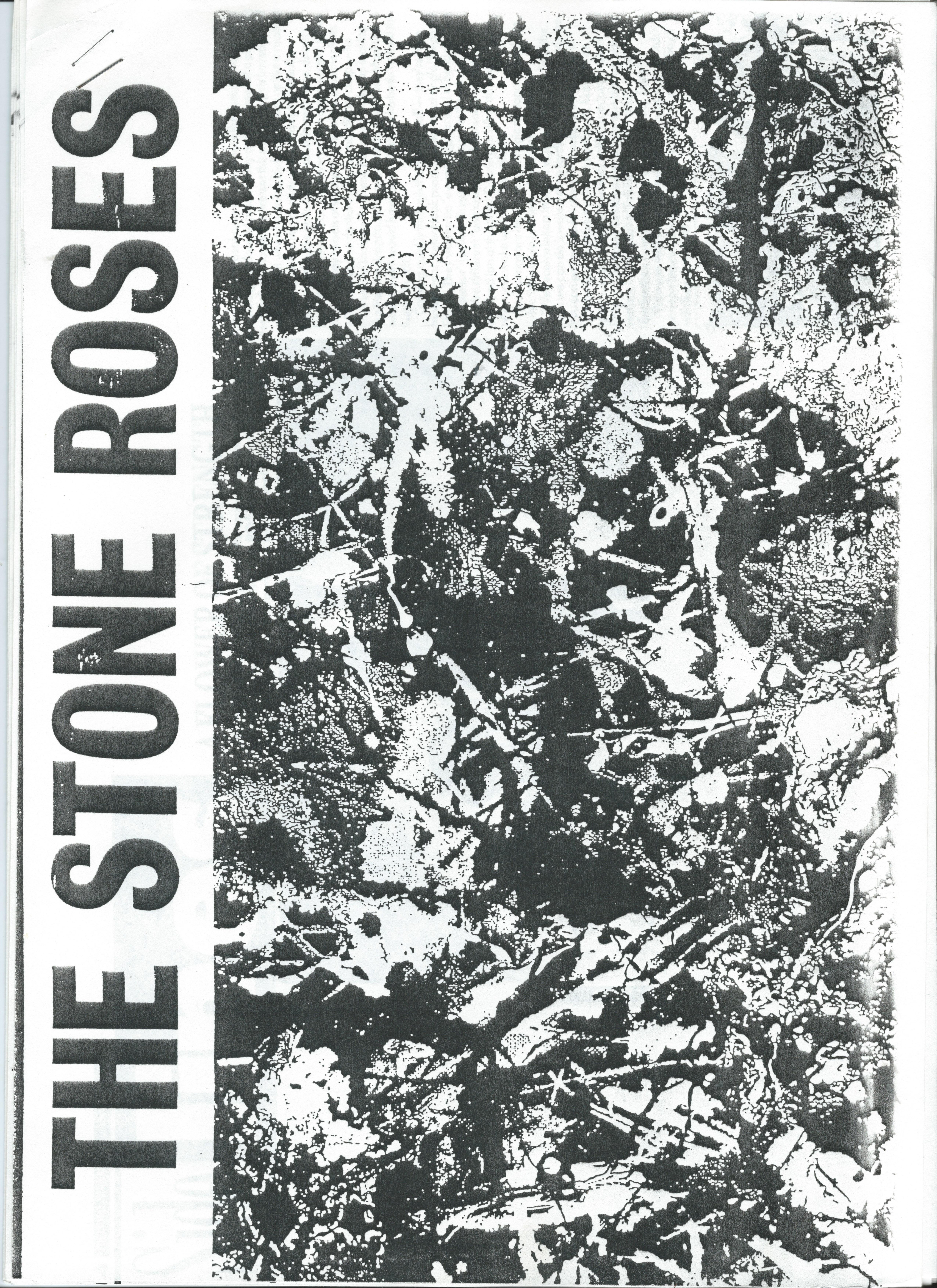 stone roses press kit