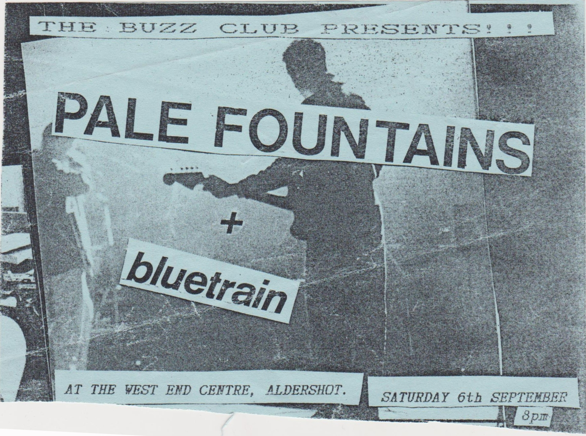 PALE FOUNTAINS 1