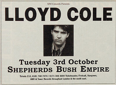 Lloyd-Cole-Original-London-Shepherds-Bush-Empire-1995