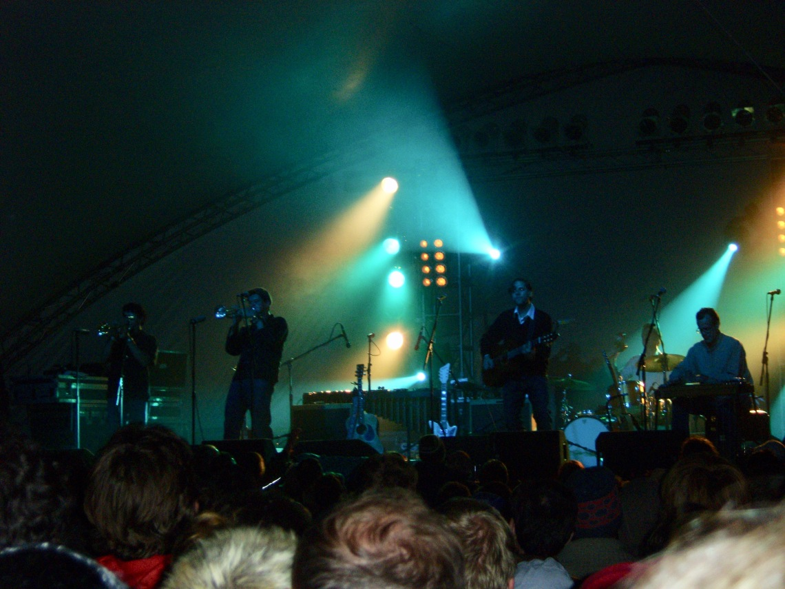 Green Man 2006 - Calexico