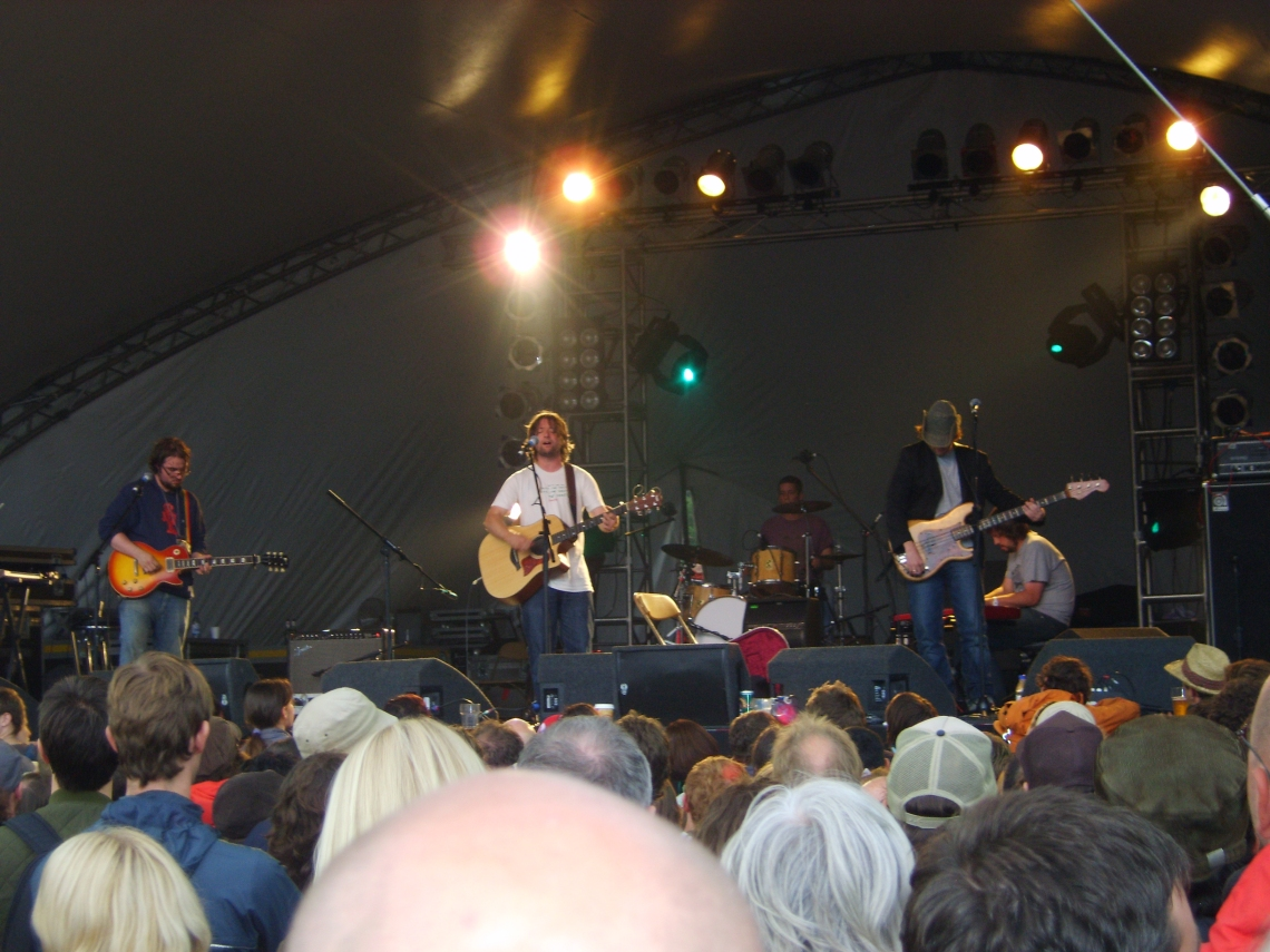 Green Man 2006 - King Creosote