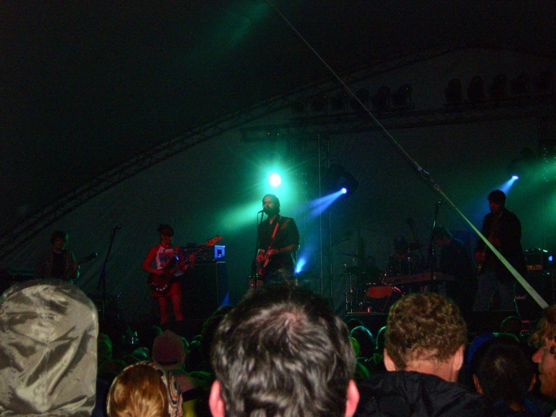 Green Man 2006 - Silver Jews 1