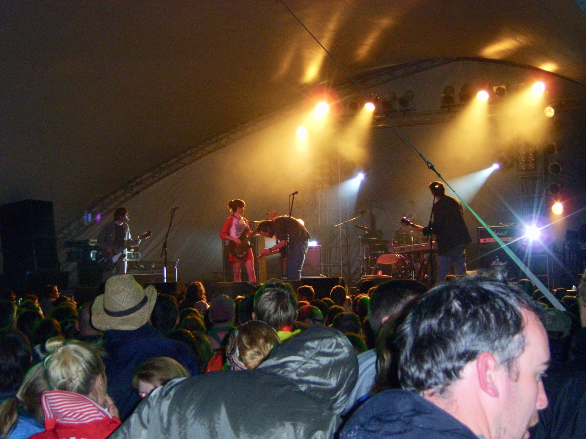 Green Man 2006 - Silver Jews 2