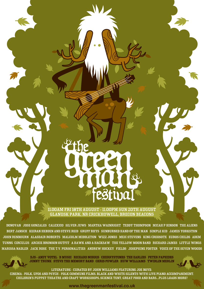 new green man